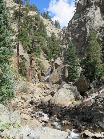 Boulder Falls: Boulder Fall