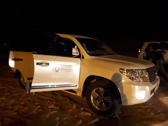 Фотография Exhilarating Desert Safari, Including BBQ Dinner from Dubai