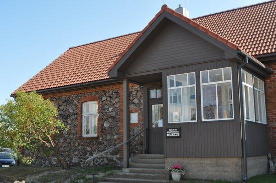 Pavilosta, Latvia: Вход в музей