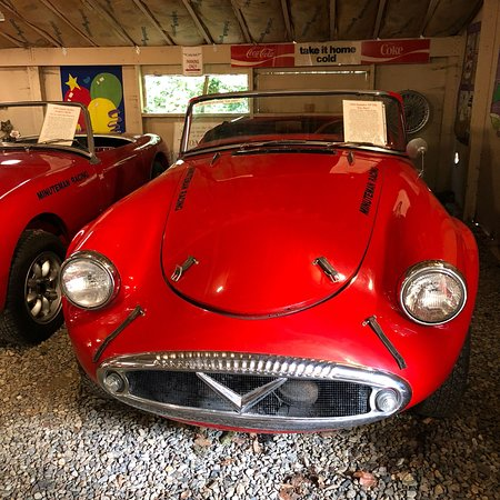 Toad Hall Classic Sports Car Museum: photo2.jpg