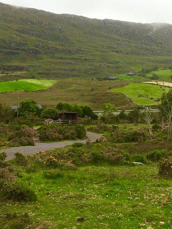 View from Molly's farm - Picture of Molly Gallivan's Cottage