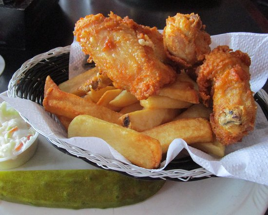 Chatham, Нью-Джерси: Charley's Aunt - Fried Chicken Basket
