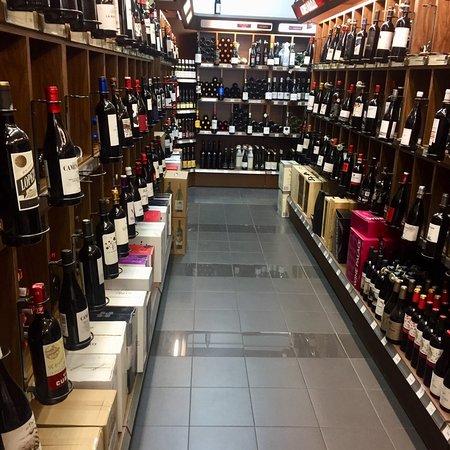 Platja d'Aro, إسبانيا: Vineria