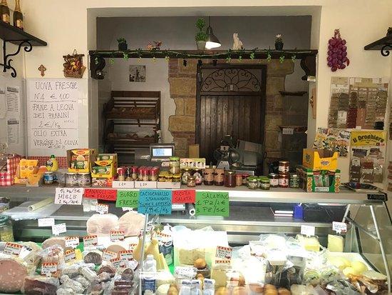Sapori di Sicilia, formaggi Giglia, da Alessandro