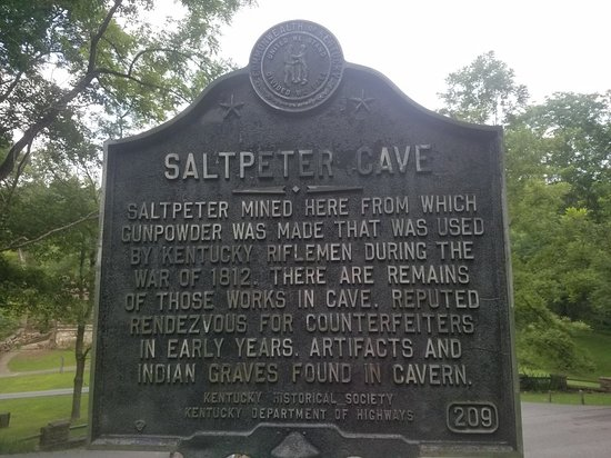 Olive Hill, Κεντάκι: Carter Caves State Resort Park