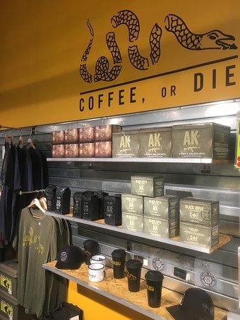 Crestwood, KY: We love Black Rifle Coffee!