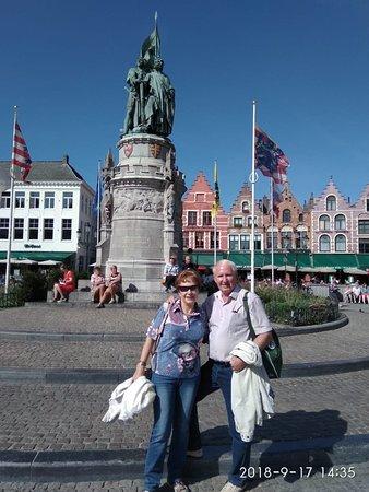 Visite partiellement guidée, Bruges, 1 jour