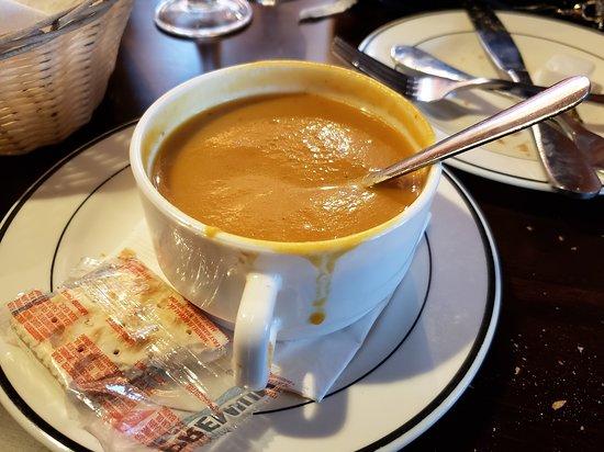 Farmingdale, نيو جيرسي: Pumpkin Soup
