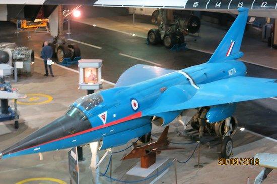 Ilchester, UK: Fairey Delta 11 / BAC 221