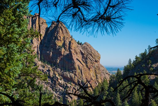 Eldorado Springs, CO: El Dorado Canyon State Park
