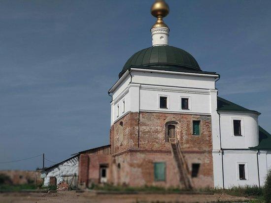 Kaluga Oblast, Russia: Свято-Георгиевский монастырь в Мещовске