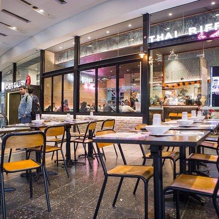 thai riffic on street parramatta restaurant reviews. Black Bedroom Furniture Sets. Home Design Ideas