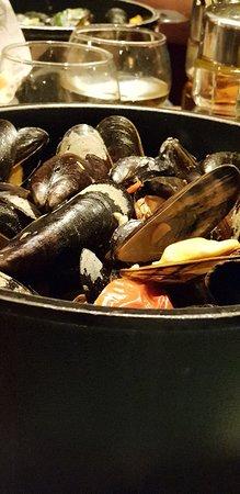 L on de bruxelles paris porte maillot restaurant avis num ro de t l phone photos - Restaurant fruit de mer porte maillot ...