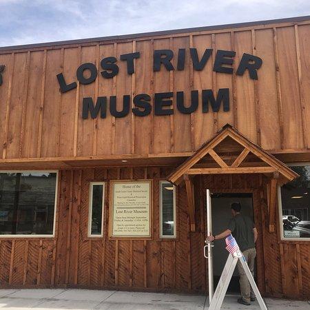 Mackay, ID: Lost Rivers Museum