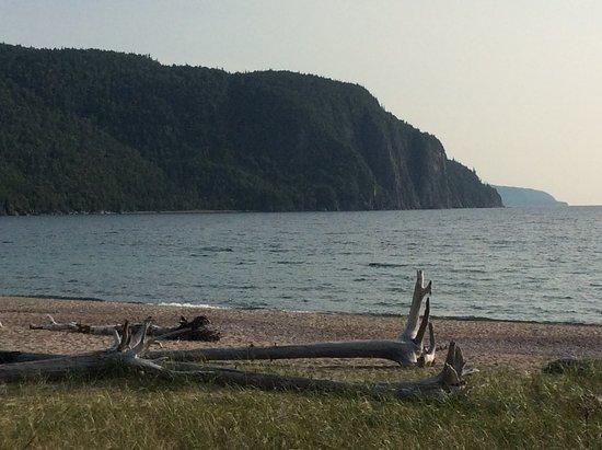 Lake Superior: Old Woman Bay