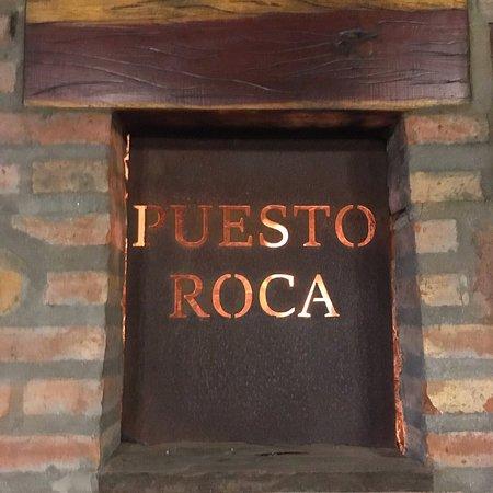 Ascochinga, อาร์เจนตินา: Puesto Roca