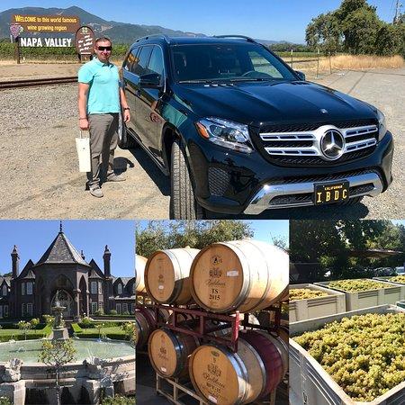 Bay Point, Kalifornien: Our wine tasting tour!