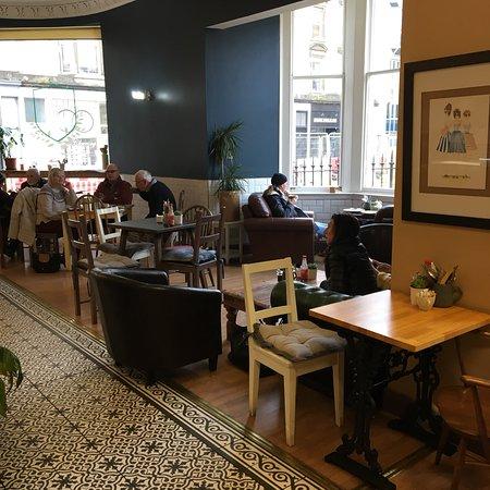 Coates Cafe Edinburgh West End Restaurant Reviews Phone Number