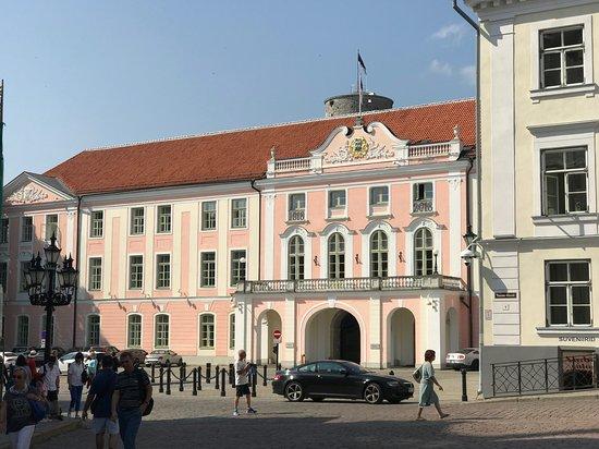 愛沙尼亞總統辦公室 タリン office of the president of the republic