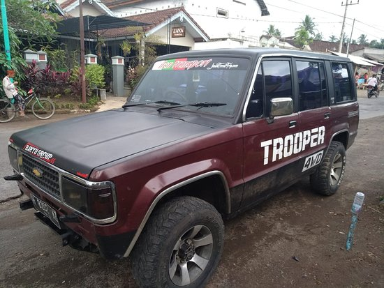 Jeep Car Transpotr - Picture of Java Trans Holiday