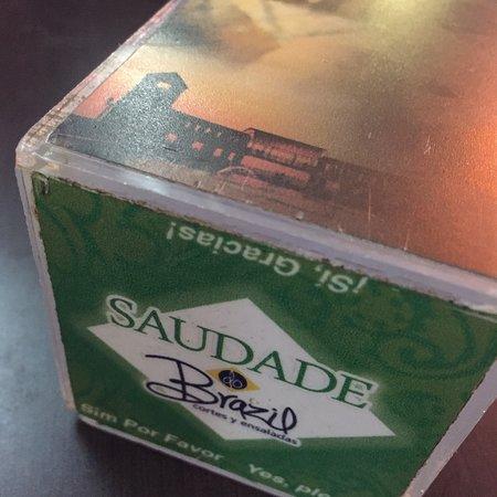 Saudade Do Brazil Picture