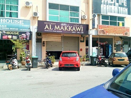Kulim, Malaysia: Restoran Al Makkawi