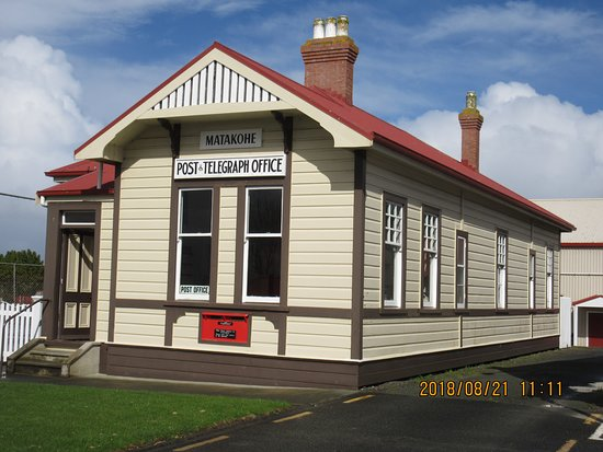 Matakohe, New Zealand: The old Post Office