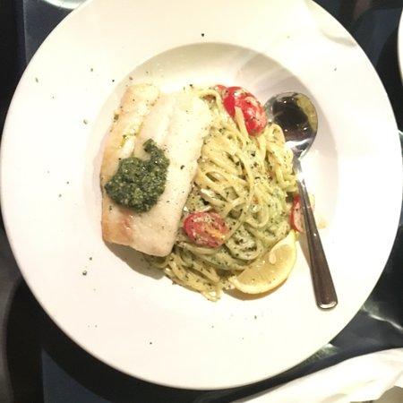 Per un ottima cena a base di pesce!