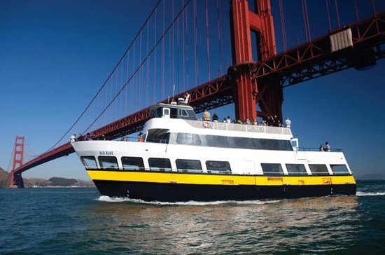 San Francisco Bay Cruise Adventure...
