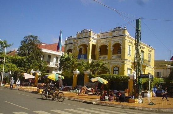 Chemins d'Architecture de Phnom Penh