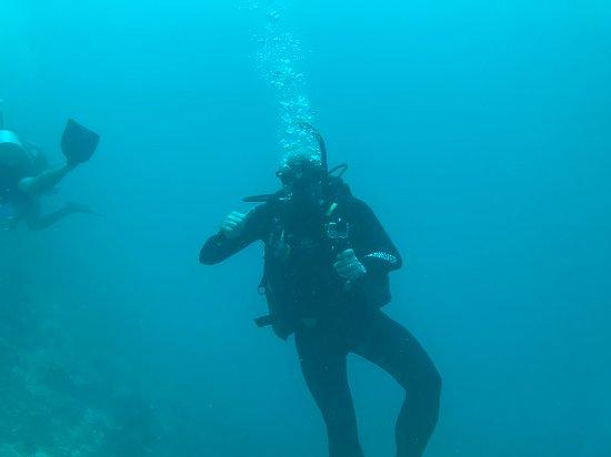 Euro-Divers Kandooma: Enjoying diving the Maldives!