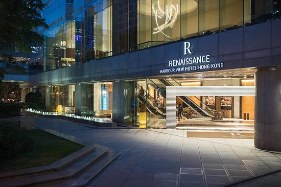 Renaissance Hong Kong Harbour View Hotel