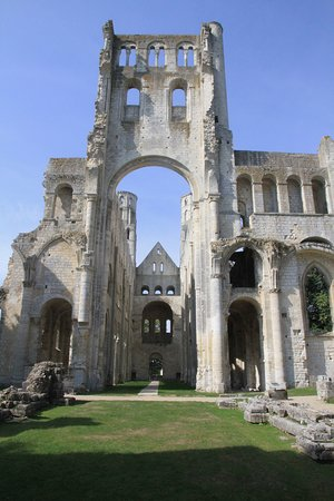 Abbaye de Jumieges: Jumieges Abbey