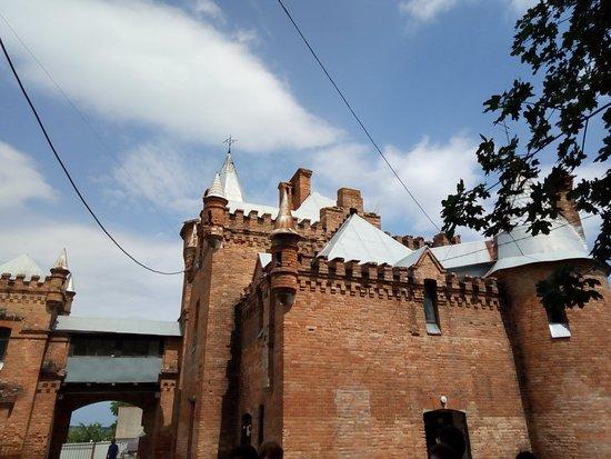 Vasylivka, Ukraine: Остаток дома
