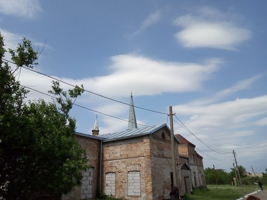 Vasylivka, Ukraine: Конюшни