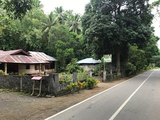 Tangkoko Nature Reserve, Indonesien: В этих домиках номера