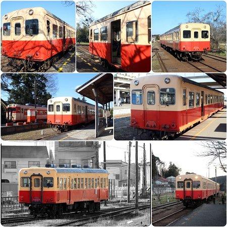 Kominato Tetsudo - Railway