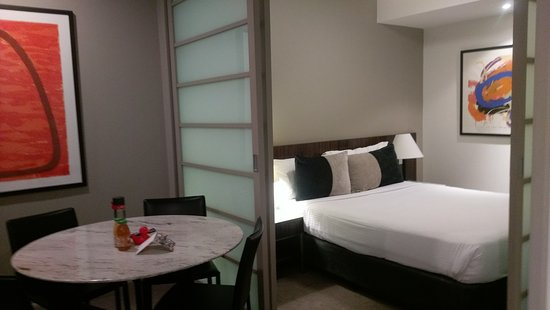 Adina Apartment Hotel Sydney Darling Harbour: just lovely