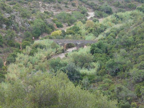 Ponte Medieval de Paderne: Le pont médiéval