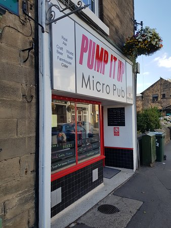Pump It Up Micro Pub