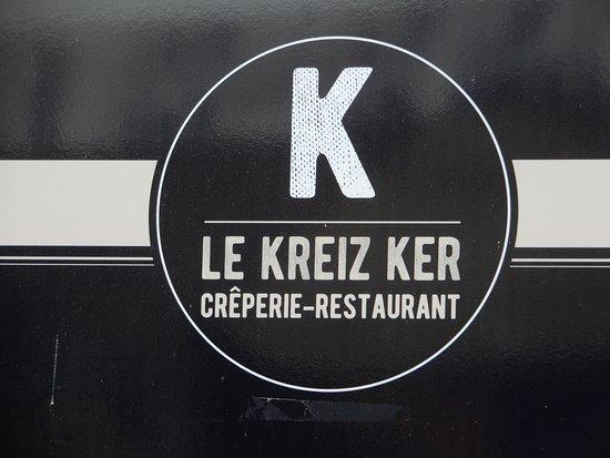 Restaurant Le Kreiz Ker: Centre ville