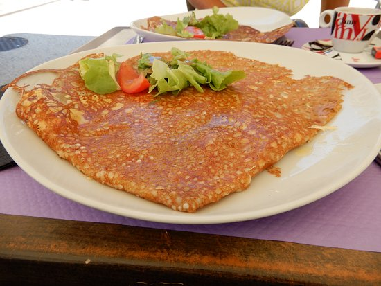 Restaurant Le Kreiz Ker: Crepes