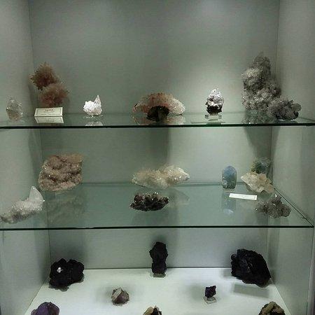 Museo De Minerales Jesus Salinas