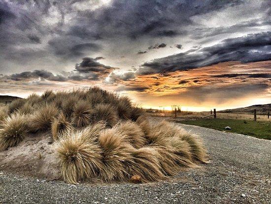 Waipiata, Nueva Zelanda: Moody Skies
