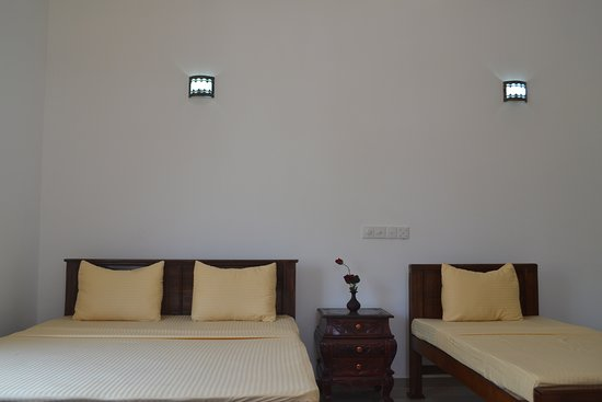 Dondra, Sri Lanka: Double room