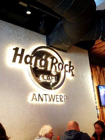 Hard Rock Cafe Antwerp: 20180922_134107_large.jpg