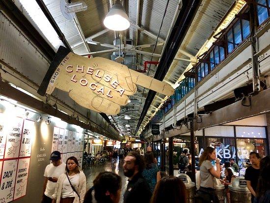Chelsea Market: リテイル&レストランがぎっしり