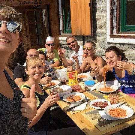 Groscavallo, Италия: Rifugio Paolo Daviso