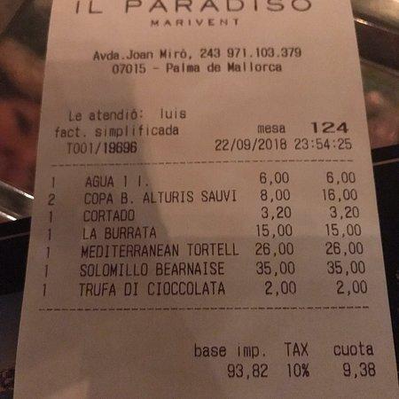 Foto de Il Paradiso