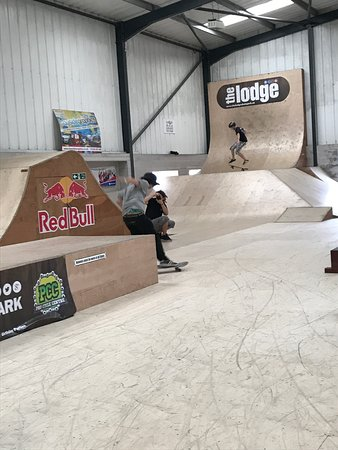 The Lodge Indoor Skatepark